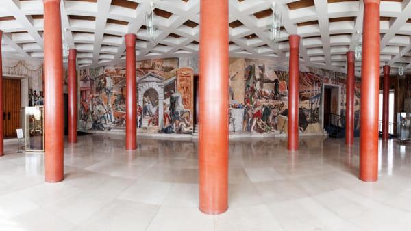 Palazzo Bo riapre al pubblico per un viaggionell'arte tra storia e Novecento