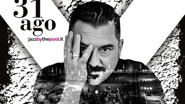 Jazz By The Pool, Roy Paci all'hotel Terme Preistoriche