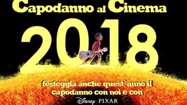 Capodanno al cinema Teatro Giardino di San Giorgio delle Pertiche