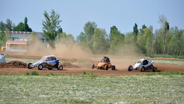 Autocross, prove e gare a Vighizzolo d'Este