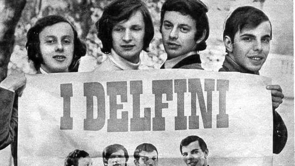 """""""Titti"""" Franco Capovilla dei Delfini all'arena di Montemerlo"""