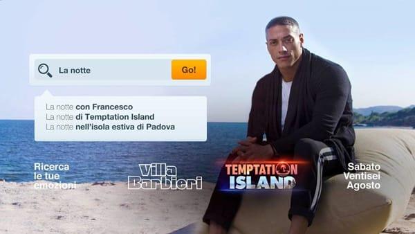 Francesco da Temptation Island • Villa Barbieri-2