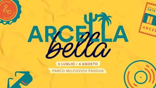 """""""Arcella bella 2019"""": arte, musica ed eventi al Parco Milcovich"""
