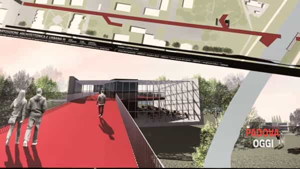 Fenice Architecture Lab: ecco come giovani architetti immaginano l'area di Roncajette