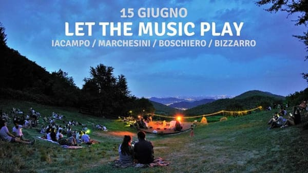"""""""Let the music play"""": il concerto di apertura dell'anfiteatro del Venda"""