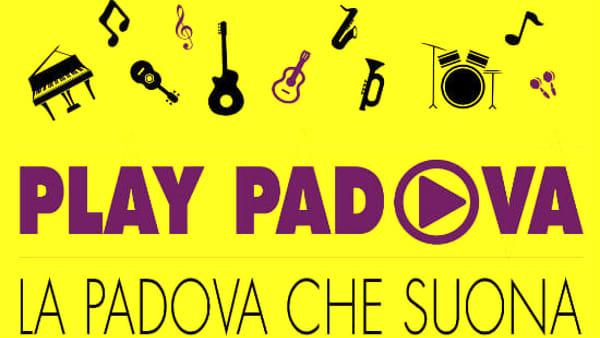 """Play Padova """"La Padova che suona"""" III edizione in piazza delle Erbe"""
