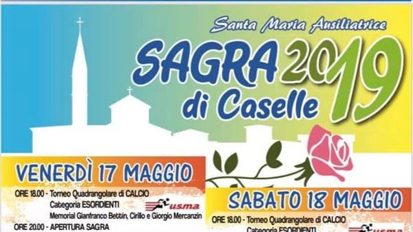 Sagra di Santa Maria Ausiliatrice a Caselle di Selvazzano