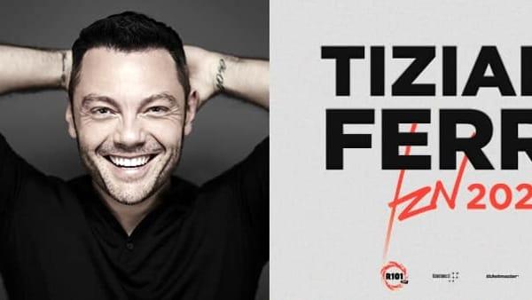 """""""TZN 2020"""",Tiziano Ferro in concerto allo Stadio Euganeo"""