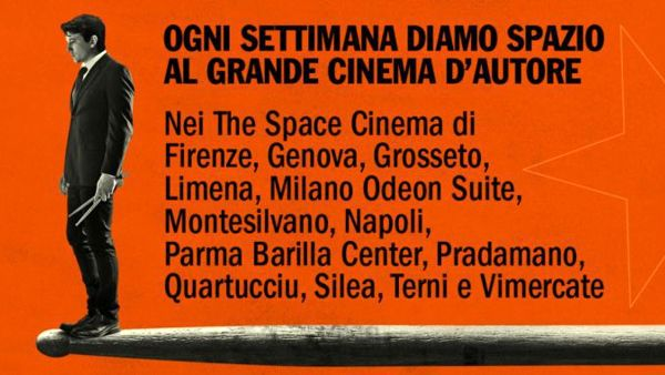 Limena, Cineforum The Space Cinema: film di grande qualità