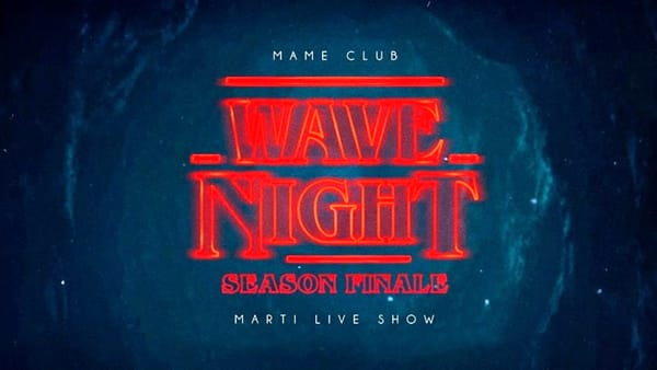 Wave Night Season Finale w: Marti live-2