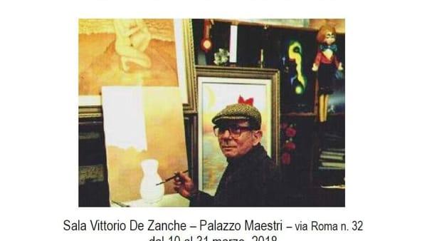 """""""Mario Bortolami pittore naif e poeta dai grandi sentimenti"""" in mostra a Selvazzano"""