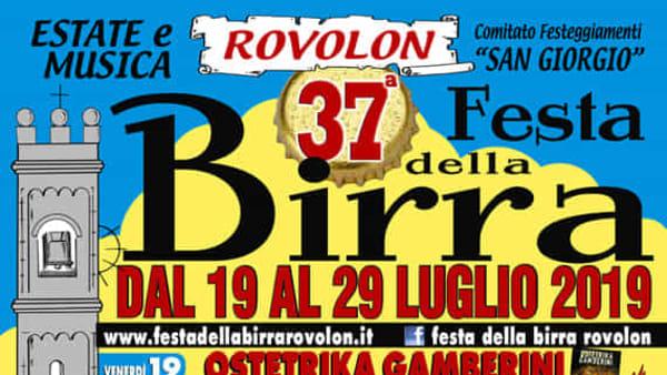 37° Festa della Birra di Rovolon