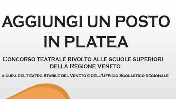 """""""Aggiungi un posto in platea"""" al Teatro Verdi"""