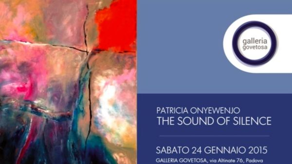 "Mostra, Patricia Onyewenjo ""The sound of silence"""