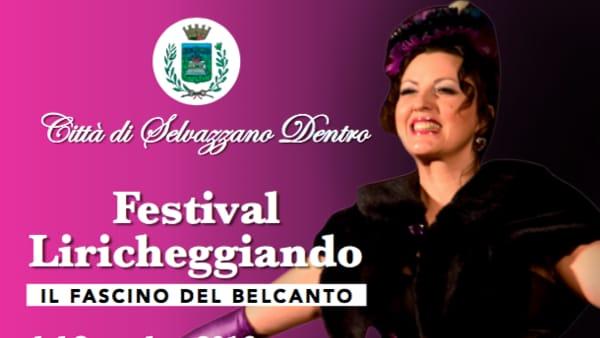 """""""Liricheggiando"""" con """"Concerto lirico strumentale"""" a Selvazzano Dentro"""