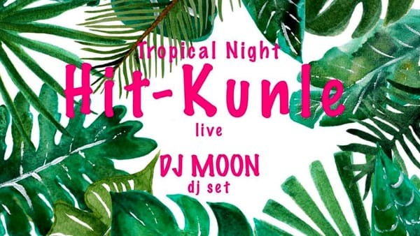 tropical night parco musica 2017-2