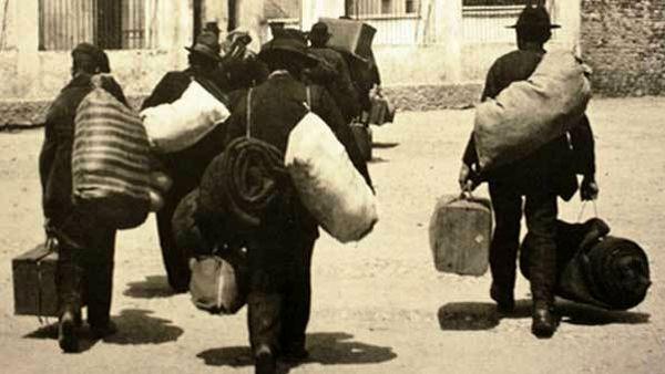 Festa dell'emigrato a Fontanafredda di Cinto Euganeo