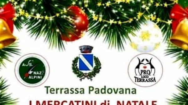 Mercatini di Natale a Terrassa Padovana