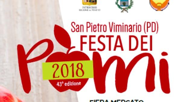 Festa dei pomi a San Pietro Viminario