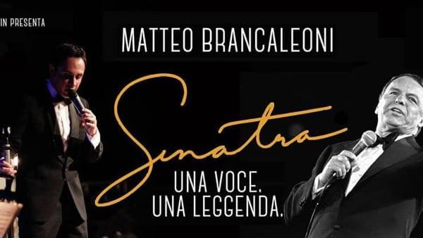 Jazz by the Pool – Myth•anthology, Matteo Brancaleoni canta Sinatra a Montegrotto
