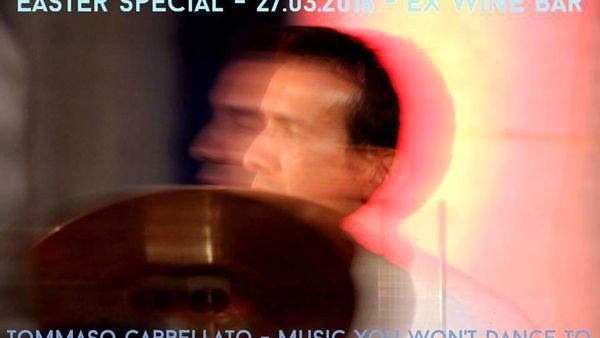 """Easter special"": Tommaso Cappellato in concerto all'Ex"