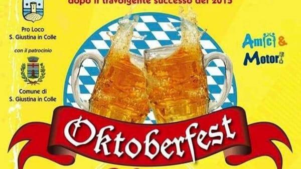 Oktoberfest a Santa Giustina in Colle