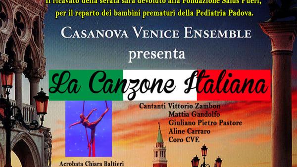 La canzone italiana all'Arena di Montemerlo