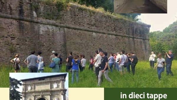 """""""Gira le mura!"""", da porta San Giovanni al torrione Ghirlanda - Evento annullato"""