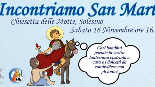 Incontriamo San Martino a Solesino: camminata, rievocazione e convivialità