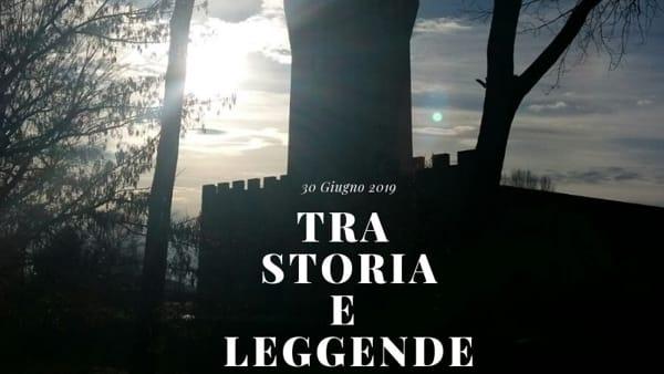 Tra storia e leggenda, visite guidate al castello di San Martino della Vaneza