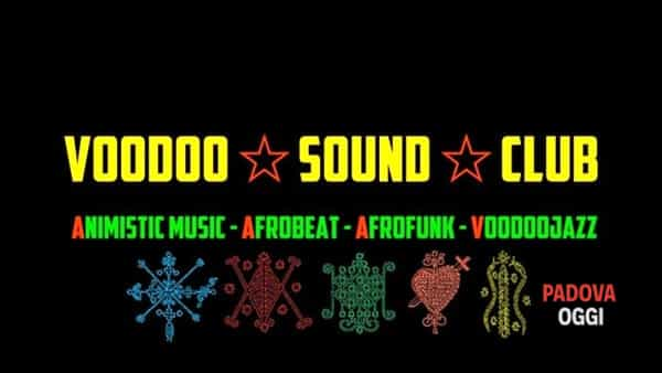 Voodoo sound club in concerto a Ca' Sana