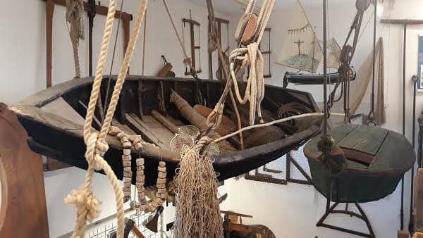 Visite guidate speciali del weelend al museo della Navigazione Fluviale