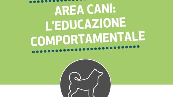 """""""Area cani: l'educazione comportamentale"""" incontro al parco Milcovich"""