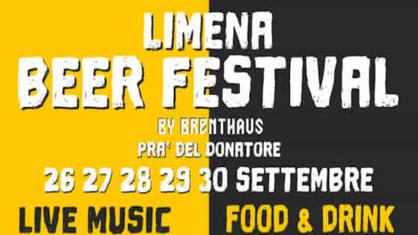 Limena Beer Festival by Brenthaus a Pra' del Donatore
