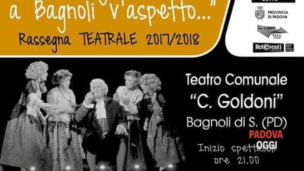 """Rassegna """"A Bagnoli, a Bagnoli v'aspetto"""" con """"Piccoli crimini coniugali"""""""