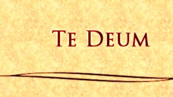 Te Deum di fine anno alla Basilica del Santo