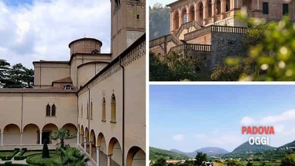 Escursione in bici a Villa dei Vescovi