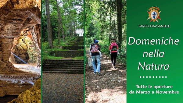 Domeniche nella natura al Parco Frassanelle