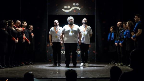 """""""Theatresports"""", sfida di improvvisazione """"Real Antenore vs Club Ruzzante"""" ad Abano Terme"""