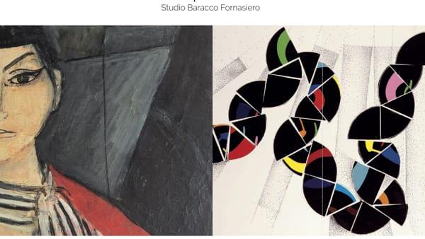 """Progetto """"Porte aperte all'arte"""": primo evento la retrospettiva di Sara Campesan a palazzo Sarmatia"""