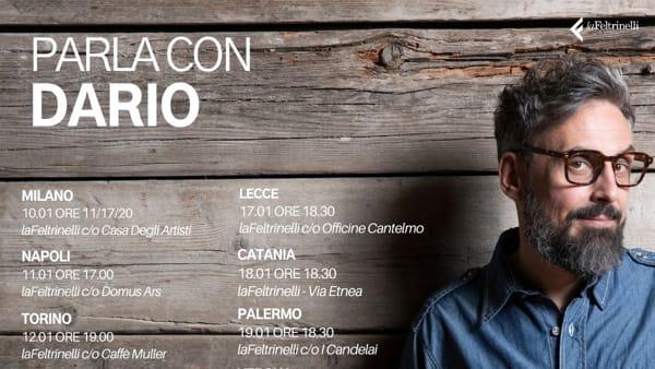 """""""Parla con Dario"""", Brunori Sas incontra i fan al Caffè Pedrocchi"""