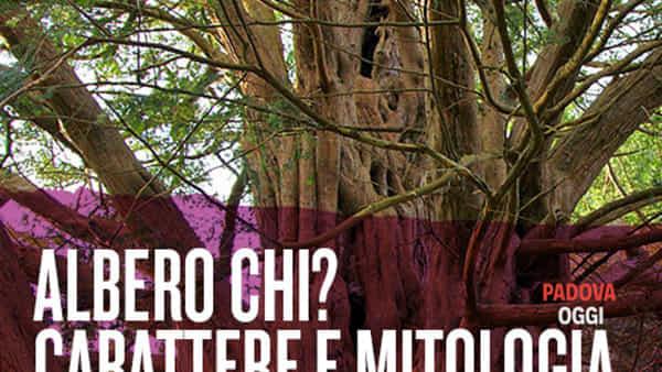 """Portello Segreto 2019, incontro culturale """"Albero chi? Carattere e mitologia degli alberi"""""""