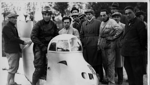 """Concorso di eleganza auto storiche """"La Volpe Argentata Event"""", il mito di Piero Taruffi rivive al golf della Montecchia"""