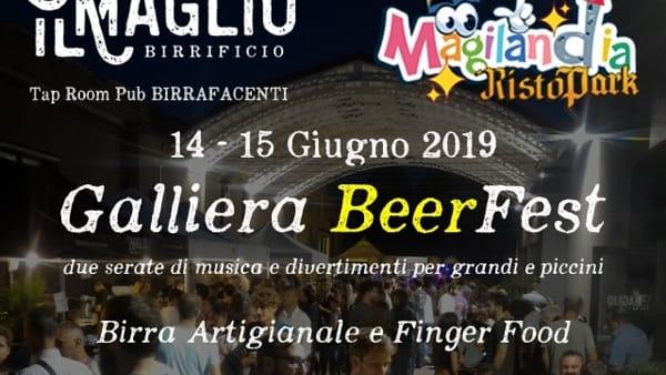 Galliera BeerFest e finger food al Magilandia Ristopark