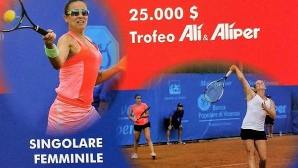 """Torneo internazionale di tennis """"Padova Challenge Open"""" alla Canottieri Padova"""