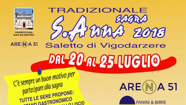 Sagra di Sant'Anna a Saletto di Vigodarzere
