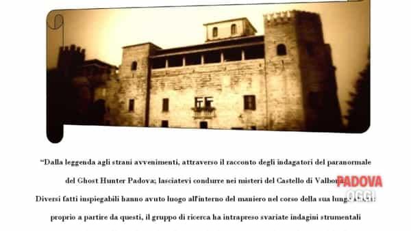 """Visite guidate: """"Tour del Mistero"""" al Castello di Valbona"""