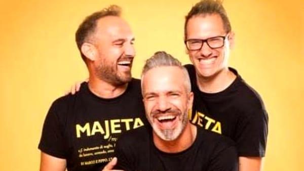 Marco e Pippo show, doppio appuntamento all'arena Montemerlo