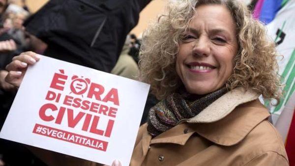 Incontro con Monica Cirinnà e Alessandro Zan all'Ex Fornace