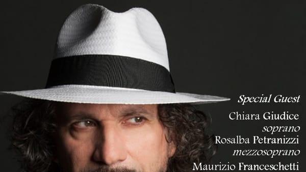Recital lirico e premio alla carriera 2018 al tenore Fabio Armiliato a palazzo Zacco Armeni